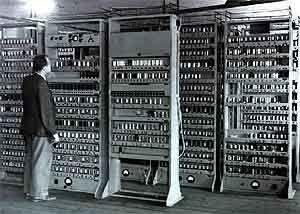 कंप्यूटर की पहली पीढ़ी (1946 से 1956)