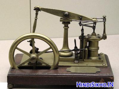 भापका इंजन का अविष्कार किसने किया
