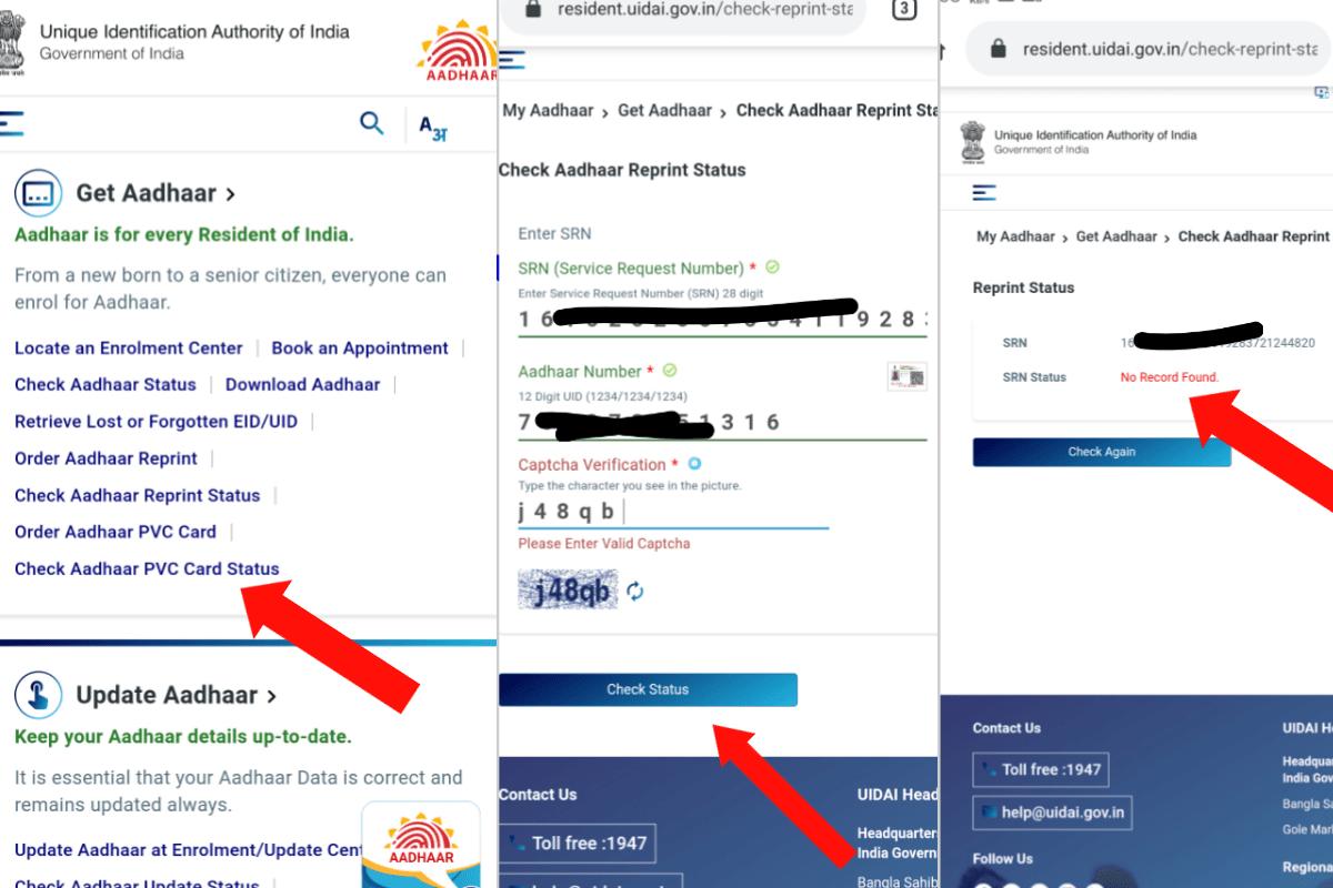 PVC Aadhar Card Online Kaise Kare