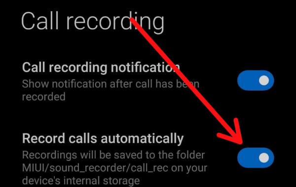 Call Recording Kaise Karen