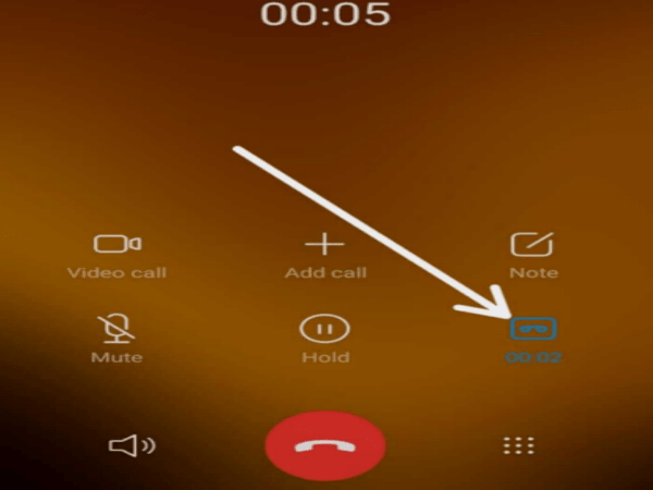 Call Recording kaise hota hai