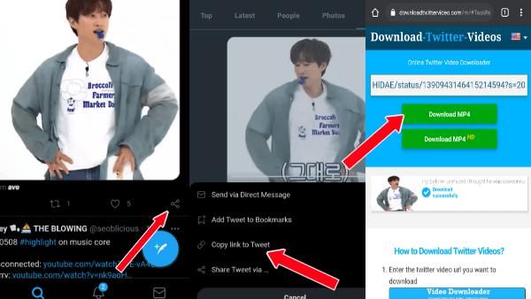 Twitter se video download kaise kare
